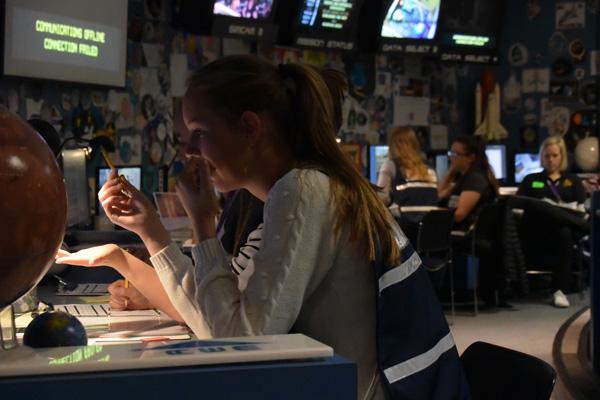 Mission Simulation: Mission Control