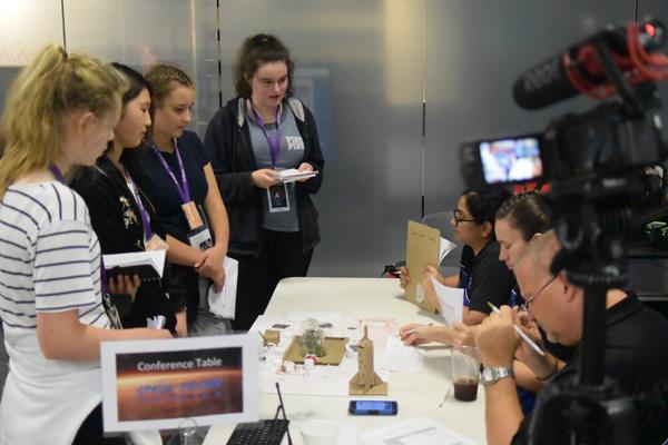 Space Mission Management: Mars Habitat Design