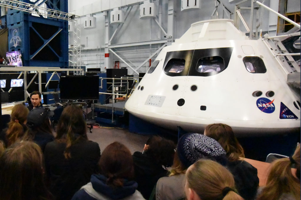 The Orion Space Capsule, Journey to Mars, NASA