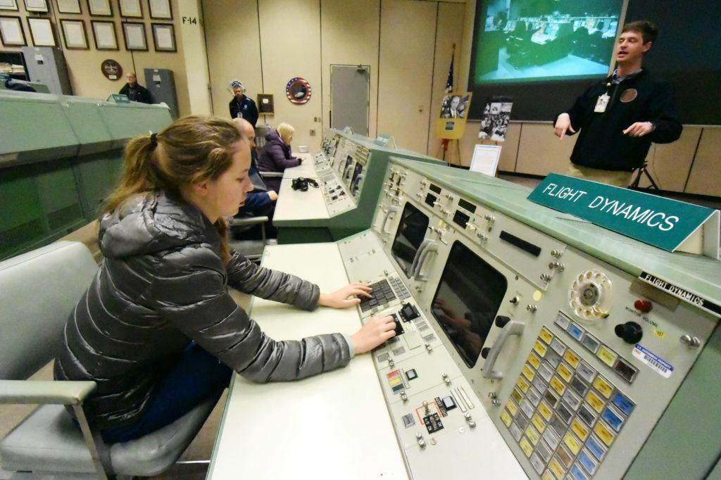 Apollo Mission Control, Johnson Space Center