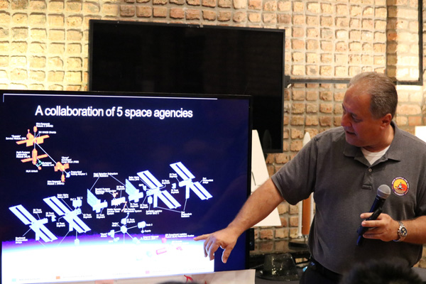 Mr Roland Nedelkovich, Aerospace Engineer