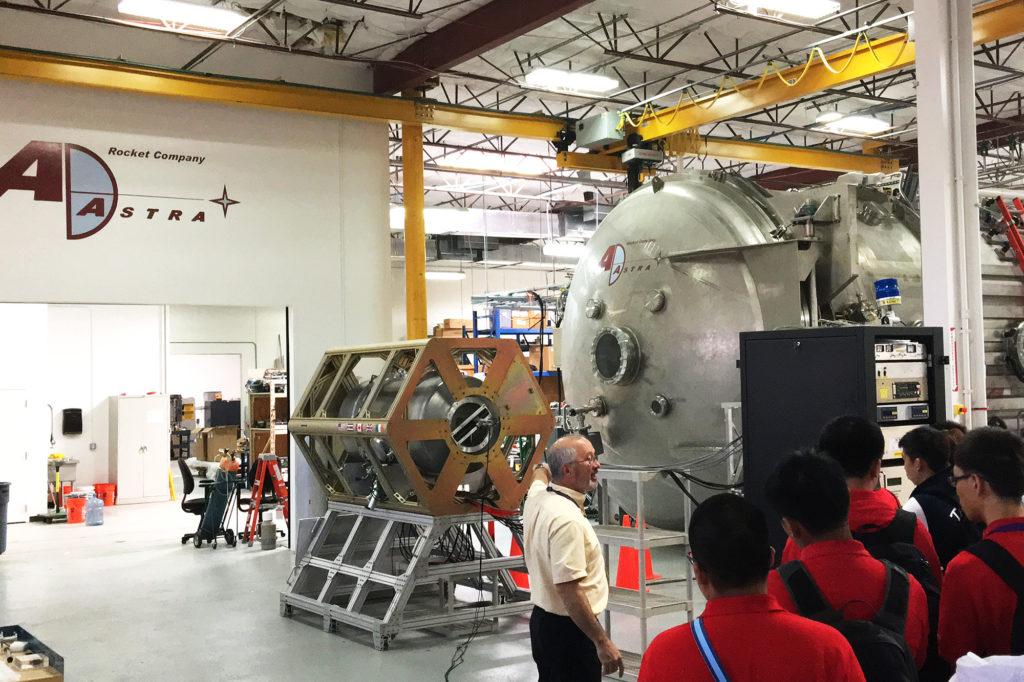 Plasma propulsion, Ad Astra Rocket Company