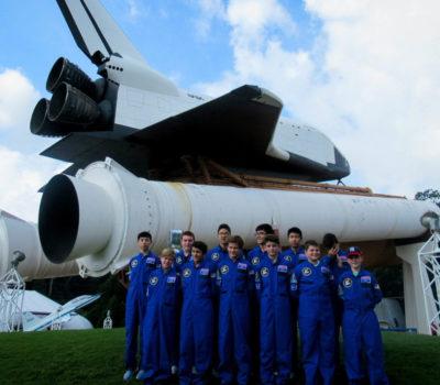 astronaut students