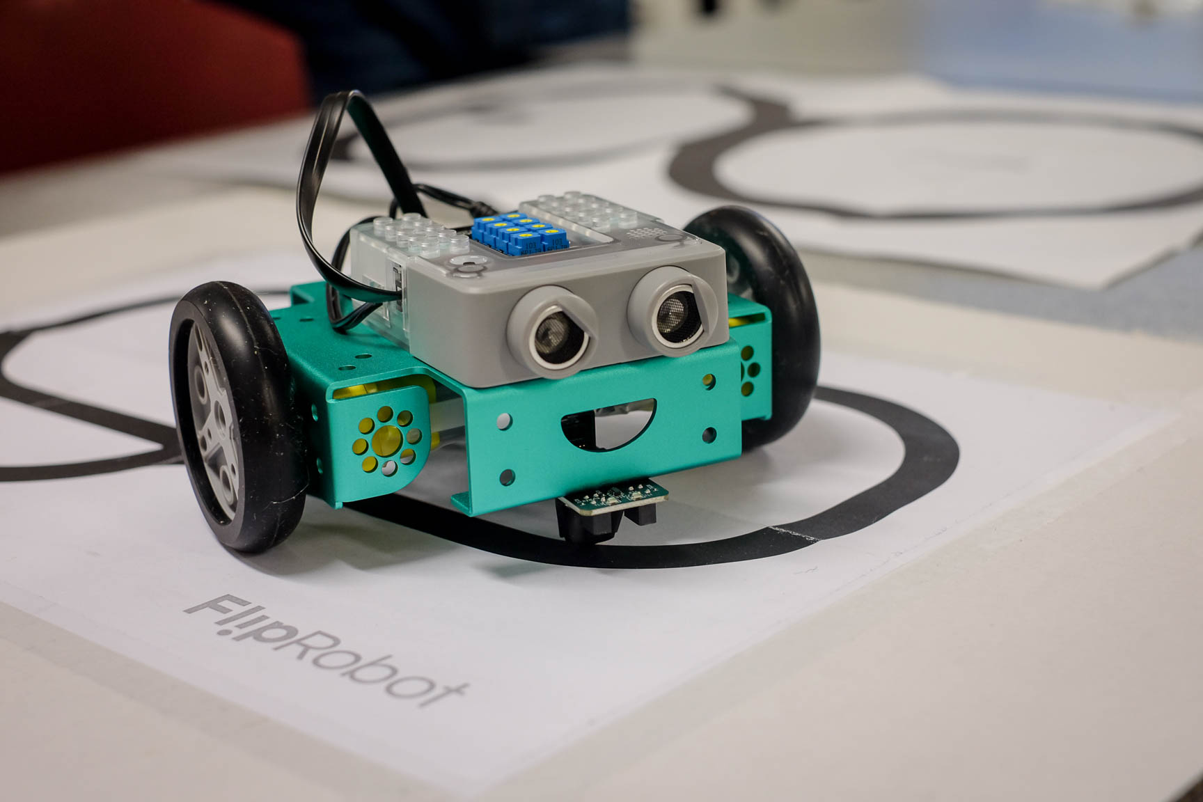 ACT - FlipRobot Professional Development Course