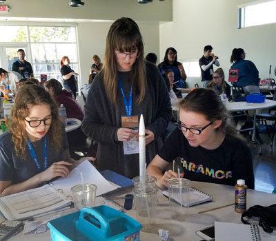 students-build-rocket